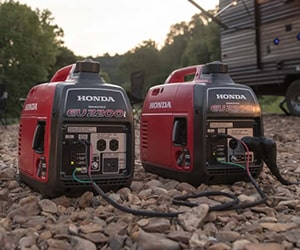 Honda of Generator sold at  Motosports of Ukiah | Located in Ukiah, CA